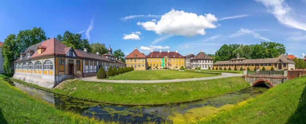 Schloss Oranienbaum,