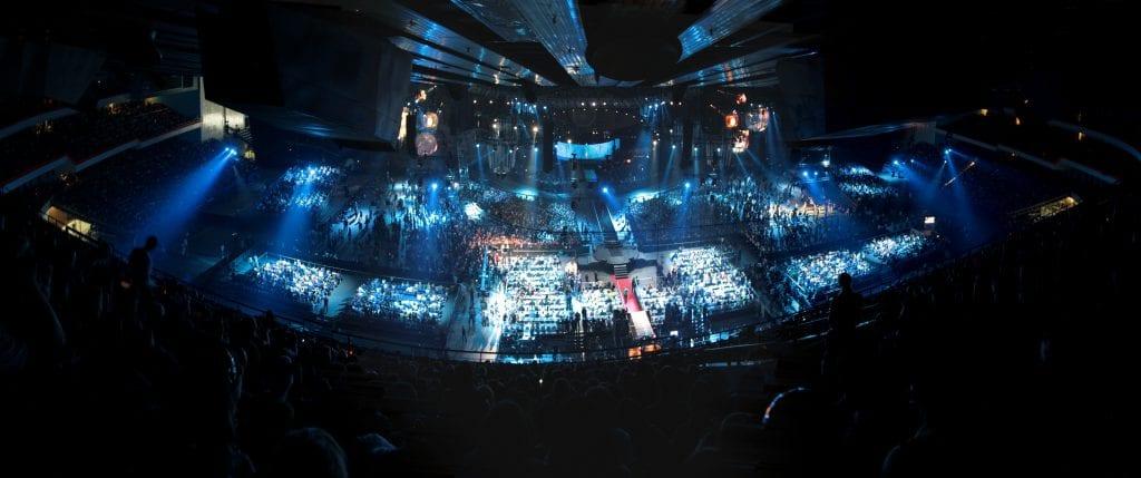 Ausleuchtung eines großen Konzerts mit Vectorworks Spotlight