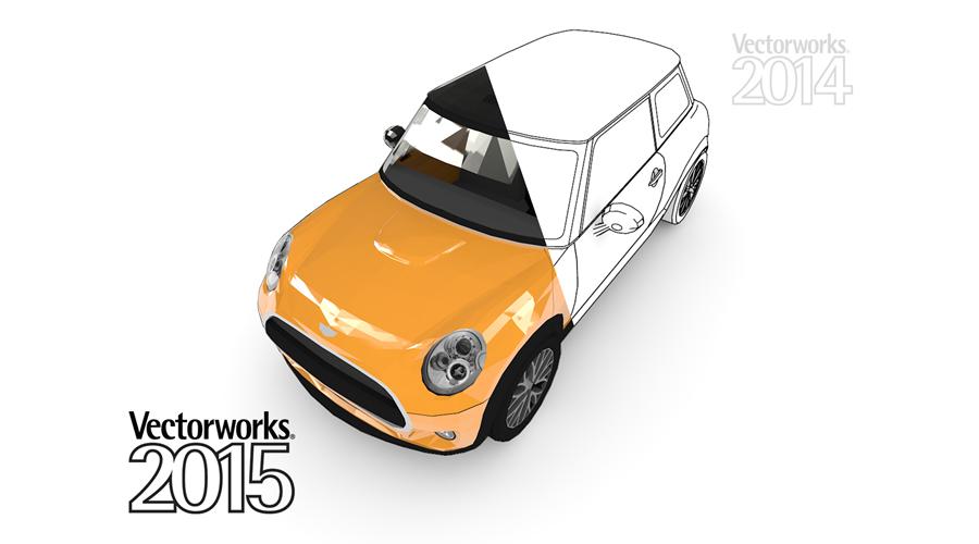 Neuer STEP-Import in Vectorworks 2015